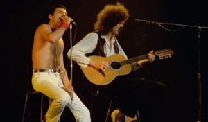 "Watch One Of The Earliest Performances Of ""Love Of My Life"" By Queen"