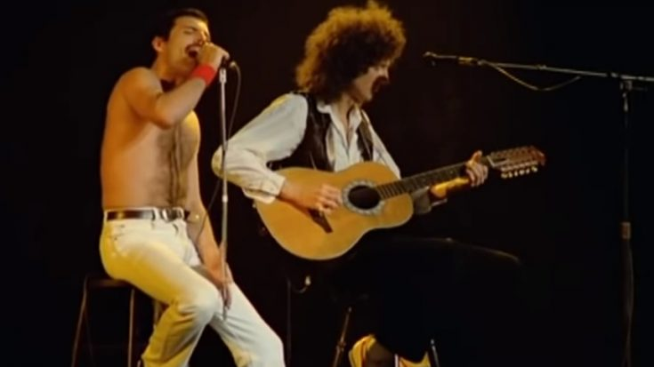 "Watch One Of The Earliest Performances Of ""Love Of My Life"" By Queen 