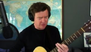 """Watch Rick Astley's Cover Of """"Everlong"""" By the Foo Fighters"""