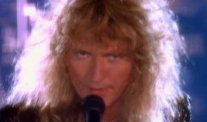 """Whitesnake Releases Remix Of 1987 """"Here I Go Again"""""""