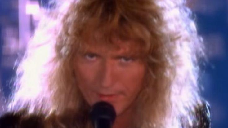 "Whitesnake Releases Remix Of 1987 ""Here I Go Again"" | I Love Classic Rock Videos"