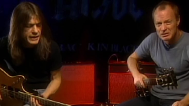"""AC/DC Launches The 40th """"Back In Black"""" Anniversary Video Series 