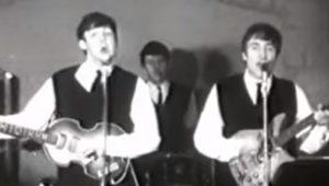 Watch Footage Of 1962's Beatles Cavern Club Performance