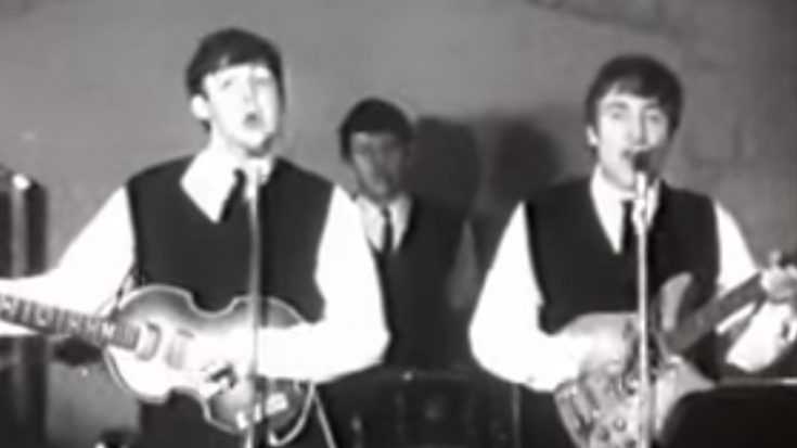 Watch Footage Of 1962's Beatles Cavern Club Performance | I Love Classic Rock Videos