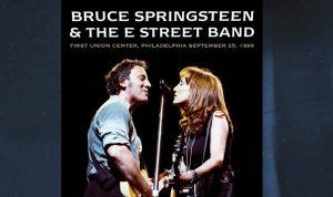 Bruce Springsteen Releases Philadelphia 1999 Live Album