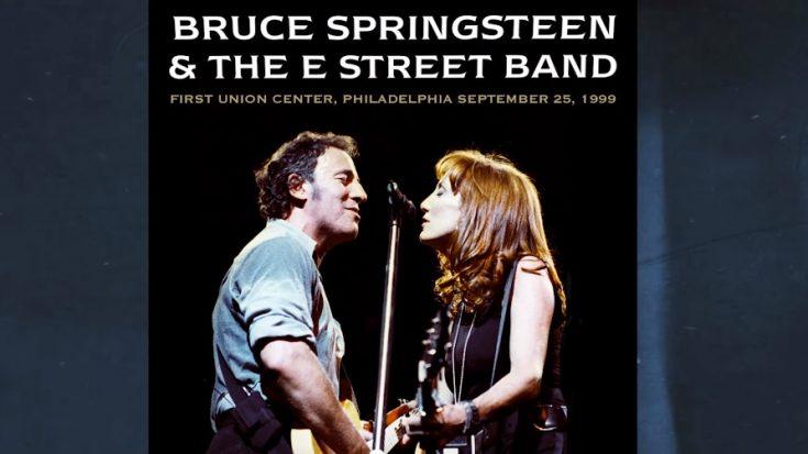 Bruce Springsteen Releases Philadelphia 1999 Live Album | I Love Classic Rock Videos