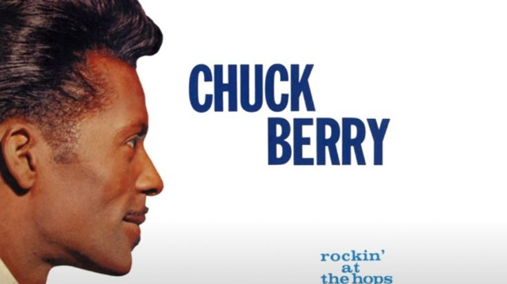 "Album Review: ""Rockin' At The Hops"" By Chuck Berry 
