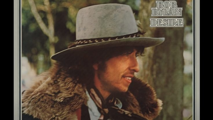 "Album Review: ""Desire"" By Bob Dylan 