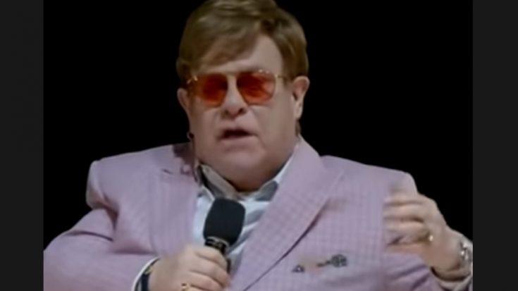 Elton John Talks About His Friendship With Freddie Mercury | I Love Classic Rock Videos