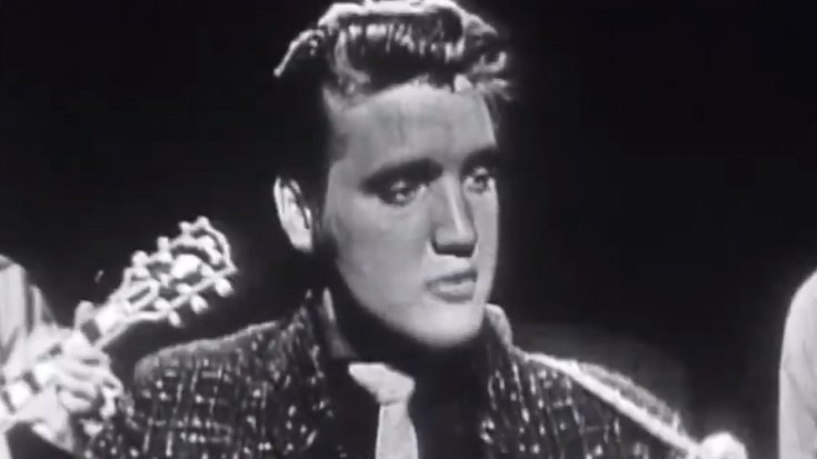"""Rewind: Elvis Presley's First """"Stage Show"""" Appearance 