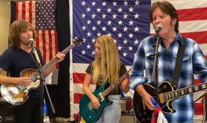 "John Fogerty Performs ""Proud Mary"" For America's Birthday"