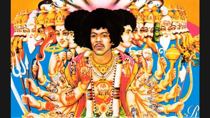 """Album Review: """"Axis: Bold As Love"""" By The Jimi Hendrix Experience 