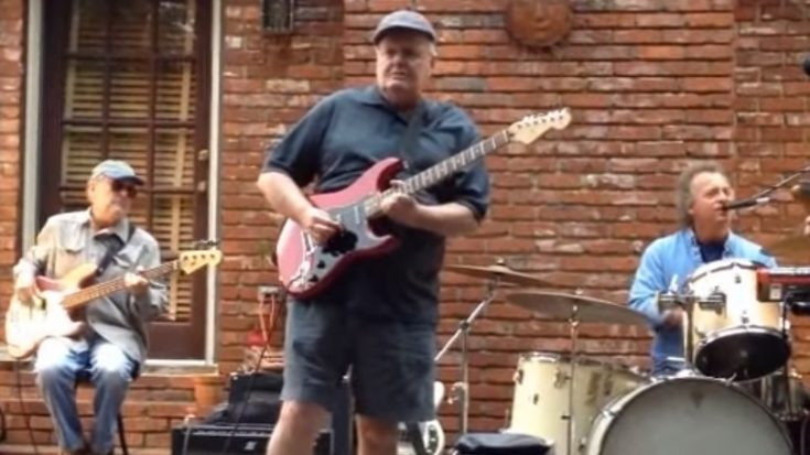 Muscle Shoals Guitarist Pete Carr Passes Away At 70 | I Love Classic Rock Videos