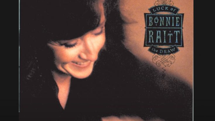 "Album Review: ""Luck of the Draw"" By Bonnie Raitt 