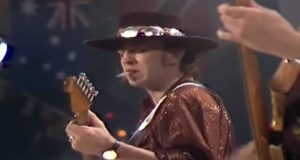 The 5 Times Stevie Ray Vaughan Went Guitar God
