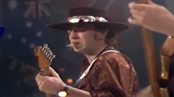 The 5 Times Stevie Ray Vaughan Went Guitar God | I Love Classic Rock Videos