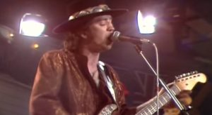 Watch 1982 Montreux Live Performance Of Stevie Ray Vaughan & Double Trouble