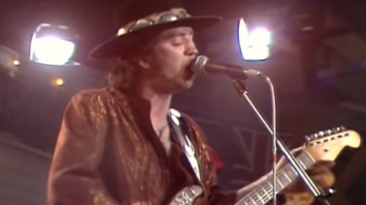 Watch 1982 Montreux Live Performance Of Stevie Ray Vaughan & Double Trouble | I Love Classic Rock Videos