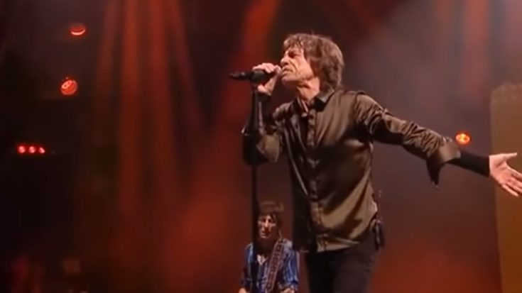 "The Rolling Stones Finally Release ""Criss Cross"" 
