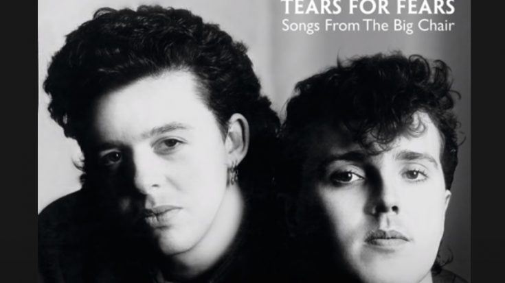 """Album Review: """"Songs From The Big Chair"""" 1985 By Tears For Fears   I Love Classic Rock Videos"""