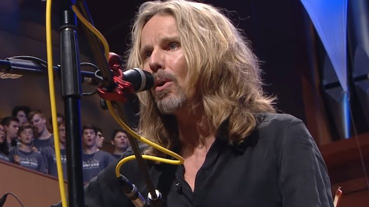 Tommy Shaw Updates: Styx New Album Is Almost Done | I Love Classic Rock Videos