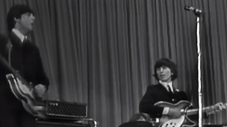 "Story Of The Song: ""A Hard Day's Night "" By The Beatles 1964 