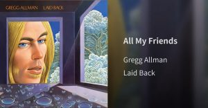 "Album Review: ""Laid Back"" By Gregg Allman"