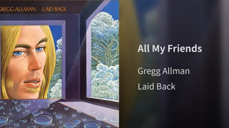 "Album Review: ""Laid Back"" By Gregg Allman 