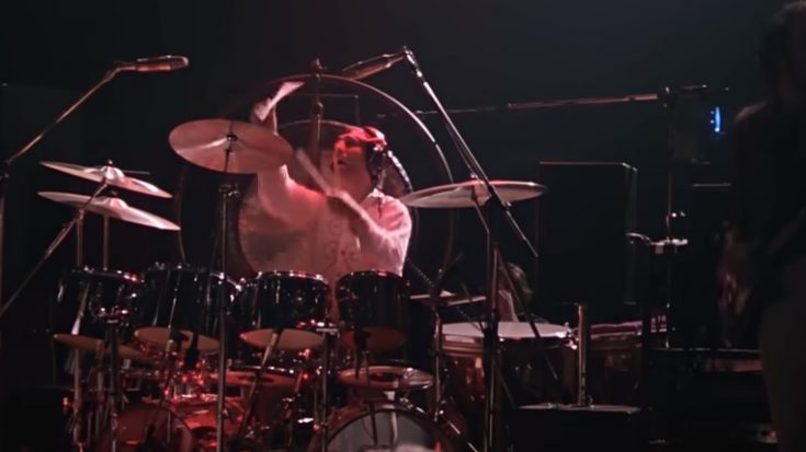 5 Drum Solos Of The Rock N' Roll Pantheon From Keith Moon | I Love Classic Rock Videos