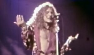 Watch Led Zeppelin Perform Live Kashmir Los Angeles, 1975