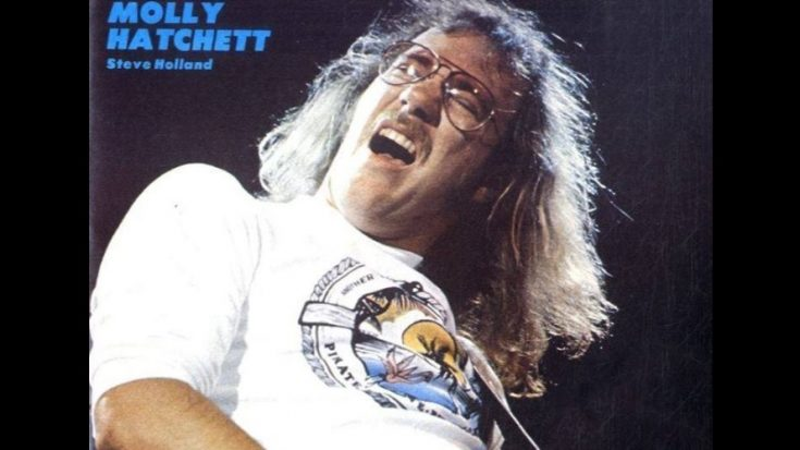 Guitarist Steve Holland From Molly Hatchet Passes Away | I Love Classic Rock Videos