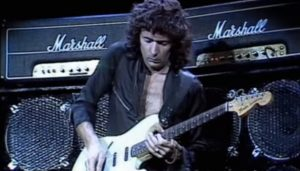 5 Guitar Solos Of The Rock N' Roll Pantheon From Ritchie Blackmore