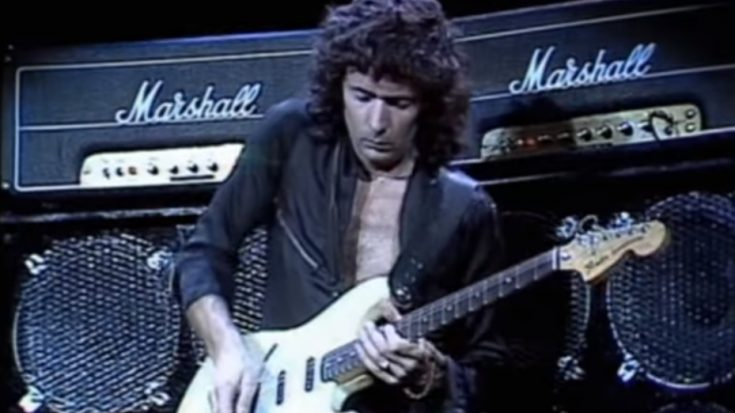5 Guitar Solos Of The Rock N' Roll Pantheon From Ritchie Blackmore | I Love Classic Rock Videos