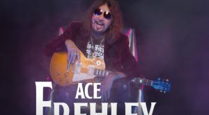 """Listen To Ace Frehley's Cover Of """"I'm Down"""" By The Beatles"""
