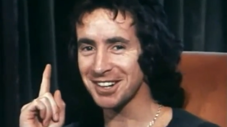 From Drug Bust to Rock Legend: The Bon Scott AC/DC Story | I Love Classic Rock Videos