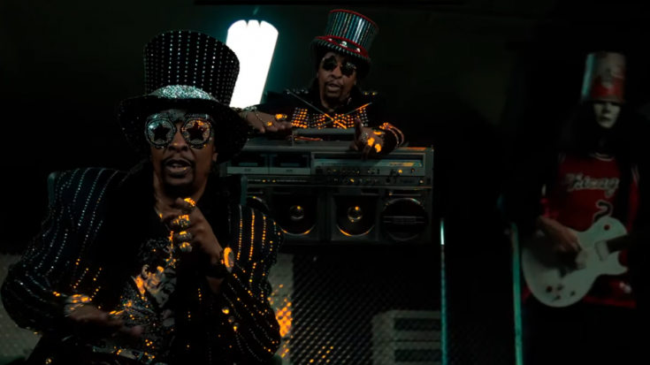 Bootsy Collins Share Details Of New Upcoming Album And Lessons Learned During Quarantine   I Love Classic Rock Videos