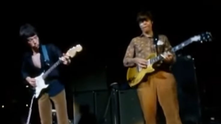 """Relive The Woodstock 1969 Performance Of """"On The Road Again"""" By Canned Heat 