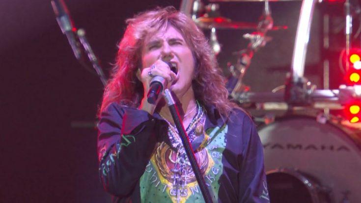 Whitesnake's David Coverdale Shares Health Status Update   I Love Classic Rock Videos