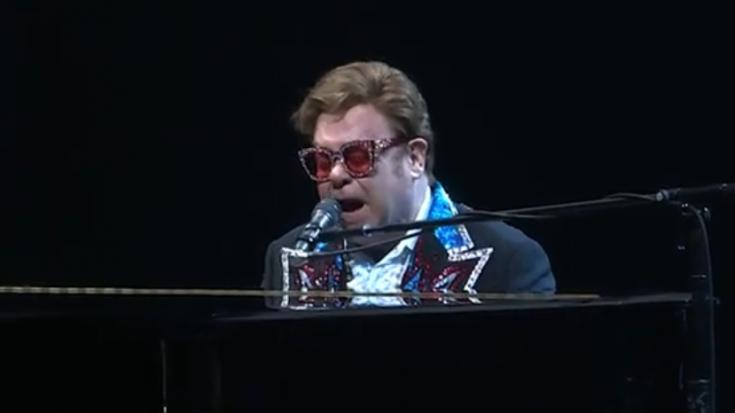 "Elton John Announces New Tour Dates For ""Farewell Yellow Brick Road"" Tour In 2022 | I Love Classic Rock Videos"