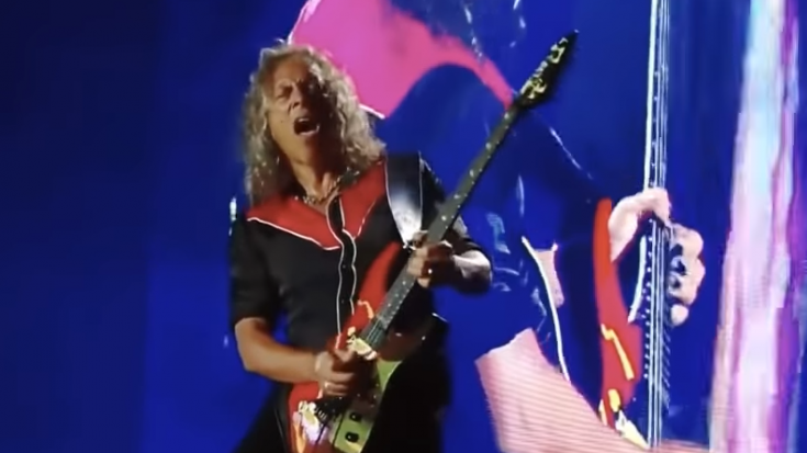 Kirk Hammett Talks About Why He Can Never Quit Metallica | I Love Classic Rock Videos