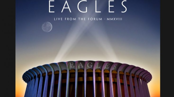 "Eagles Release New ""Lyin' Eyes"" Live From Concert LP 