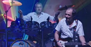 "Nick Mason Streams Live Performance Of 1971 Track, ""One Of These Days"""