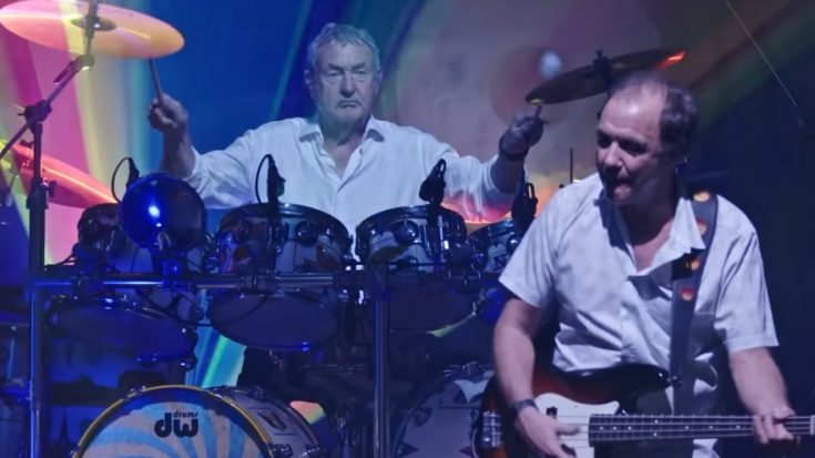 "Nick Mason Streams Live Performance Of 1971 Track, ""One Of These Days"" 
