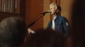 "Paul McCartney Shares Story Of ""Naughty"" Lyric From Beatles' ""Sun King"""