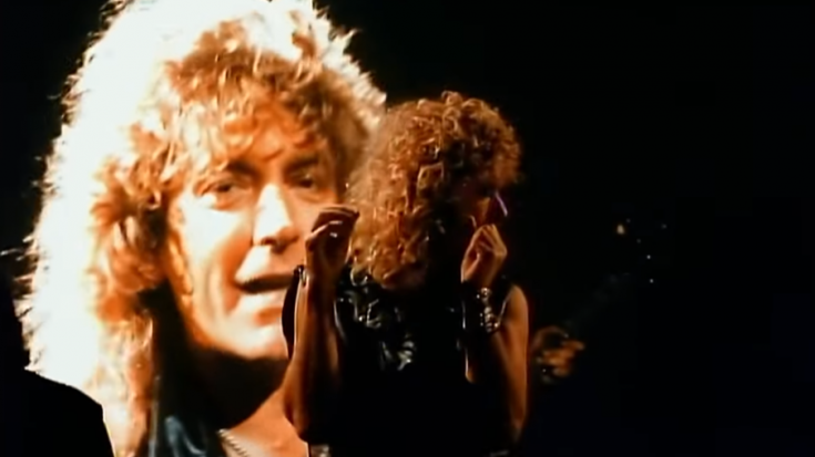 """Robert Plant  Revisits His 1988 Track """"Tall Cool One"""" – Listen 