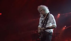 "Queen And Adam Lambert Release 2018 Performance Video Of ""The Show Must Go On"""