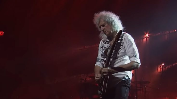 "Queen And Adam Lambert Release 2018 Performance Video Of ""The Show Must Go On"" 