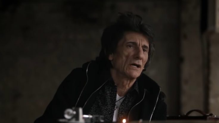 Ronnie Wood Shares His Successful Attempt To Give Up Drinking And Drugs | I Love Classic Rock Videos