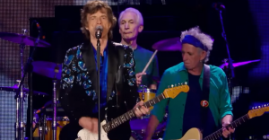 "The Rolling Stones Streams Video Performance Of 1967 ""Ruby Tuesday"""