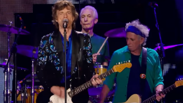 "The Rolling Stones Streams Video Performance Of 1967 ""Ruby Tuesday"" 